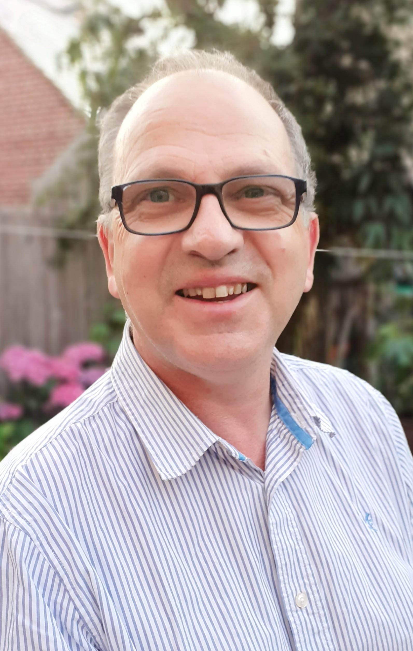 Keith Oulton