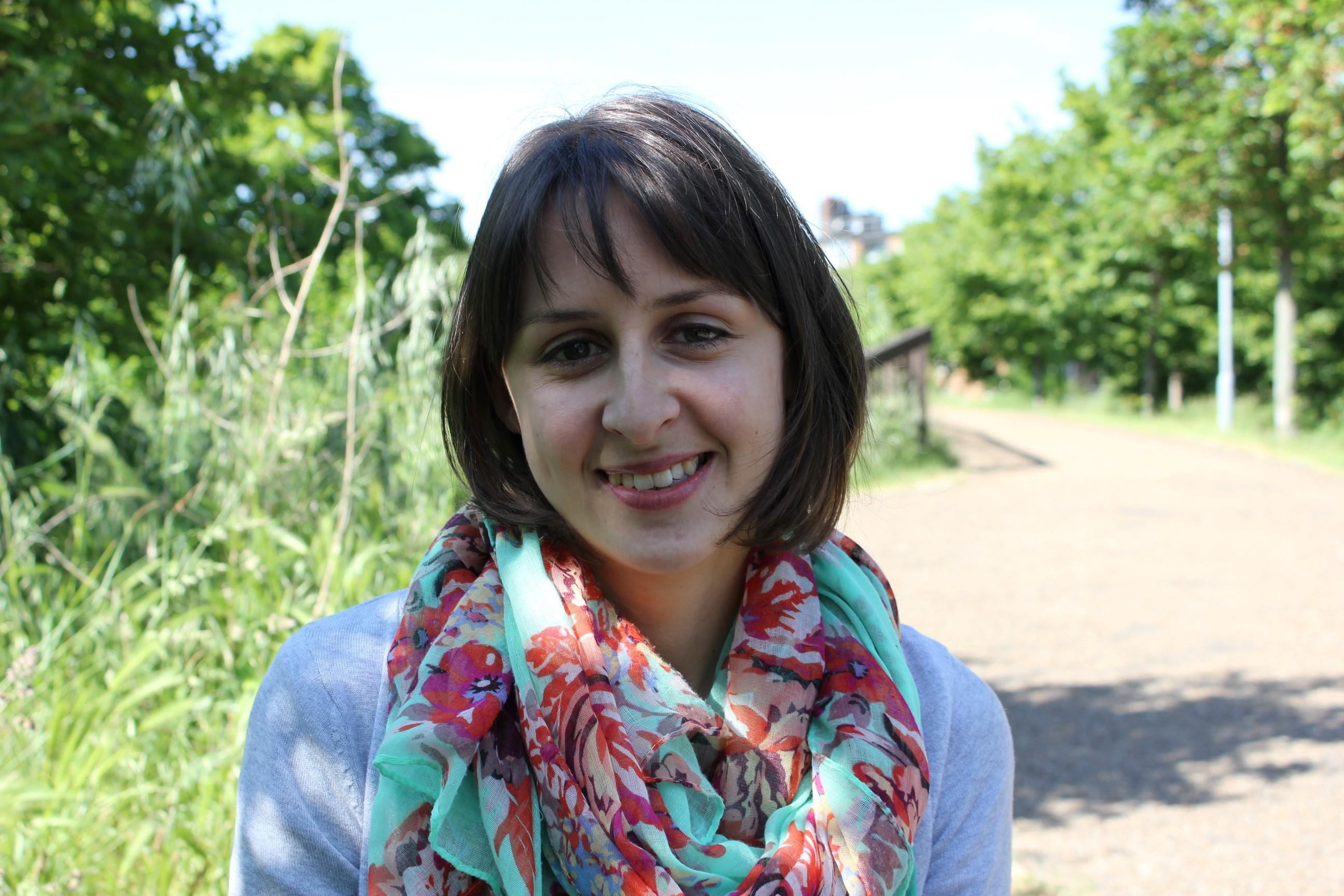 Joanna Moulton