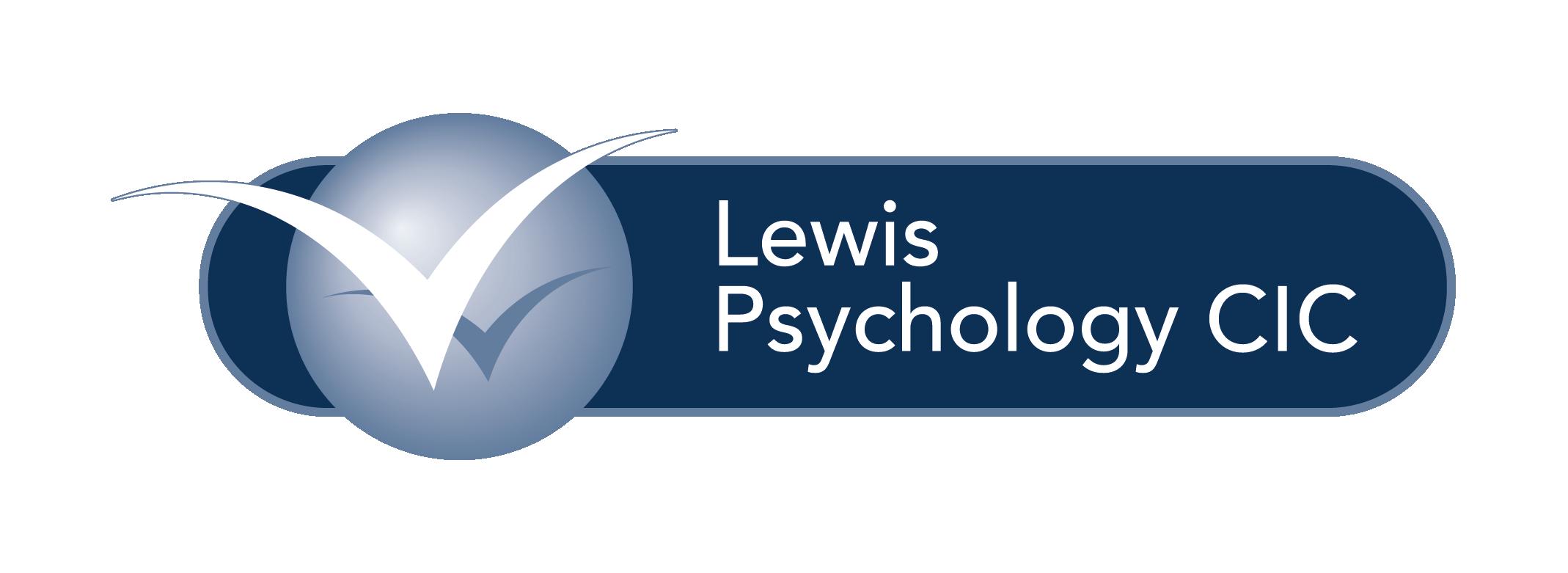Lewis Psychology CIC