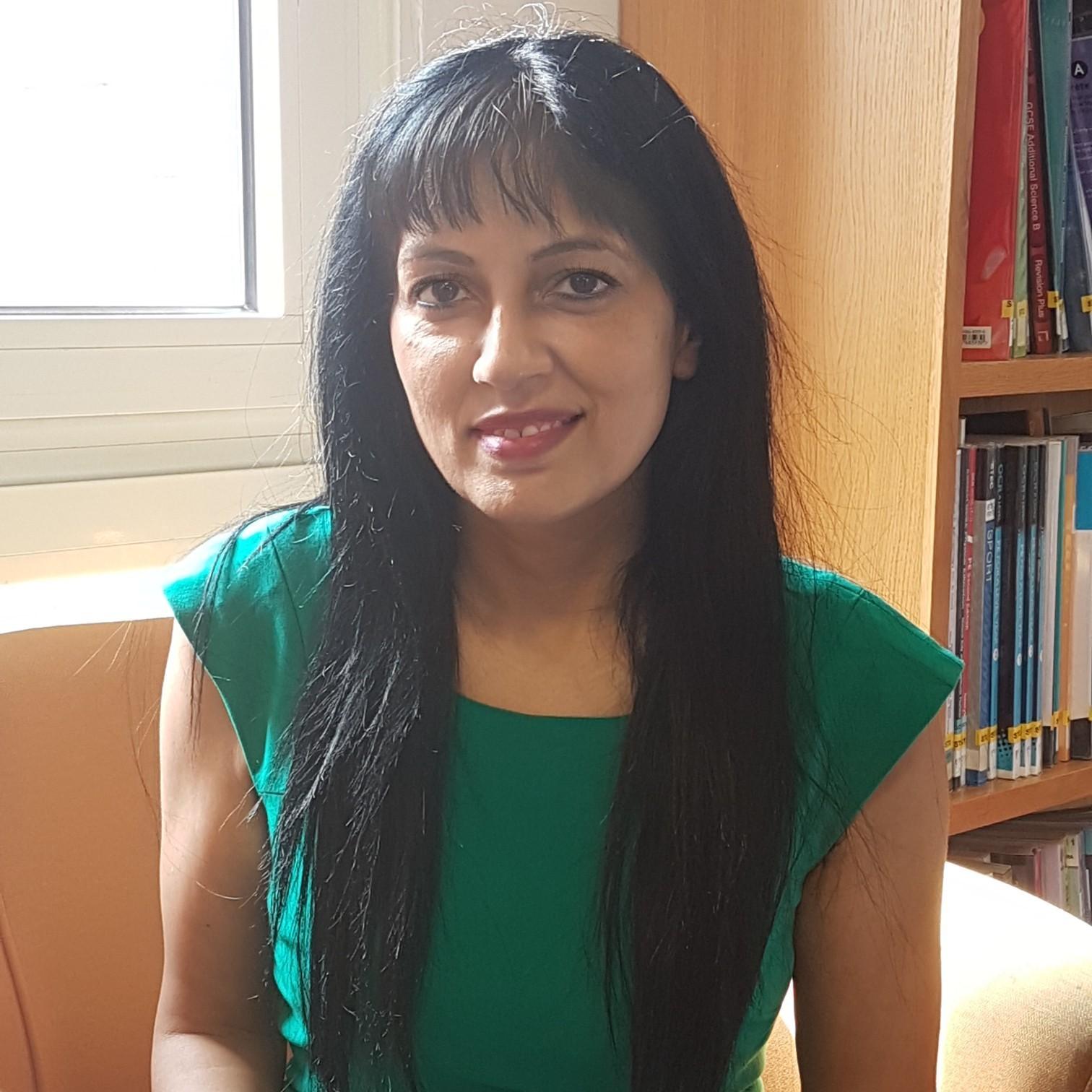 Savita Briggs