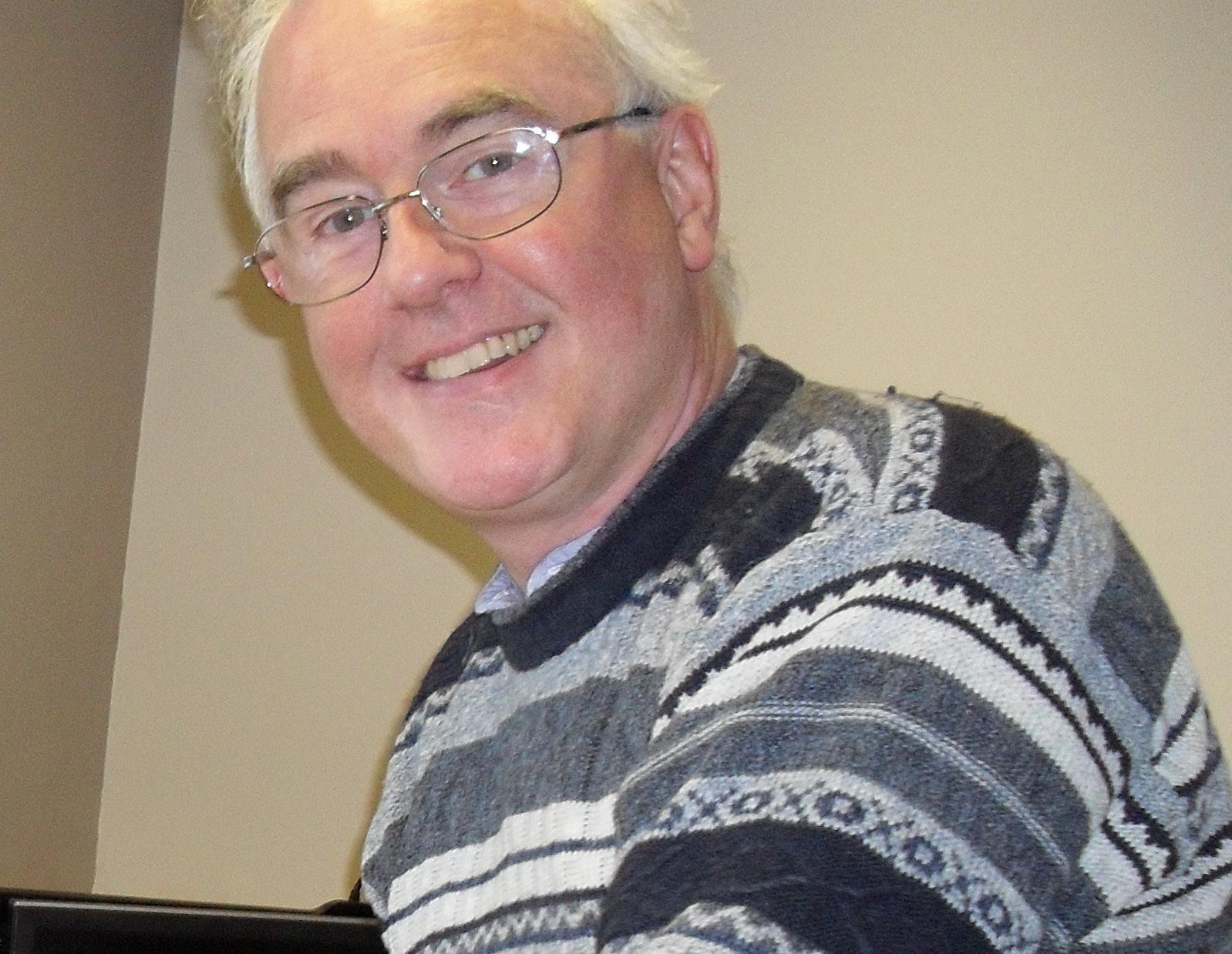 Kevin Stamp