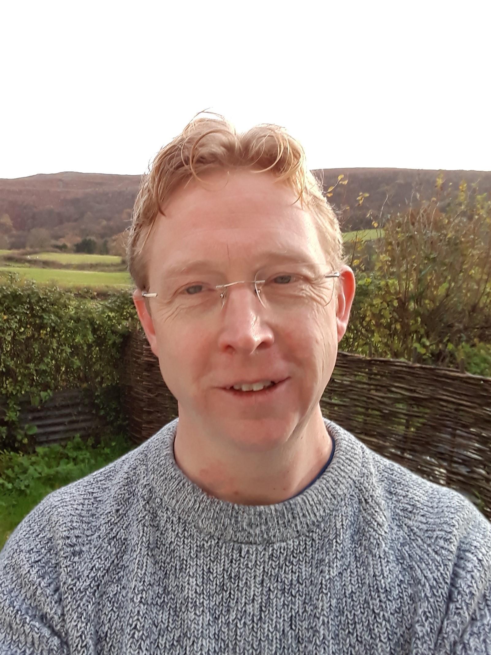 Huw Macrae Jones