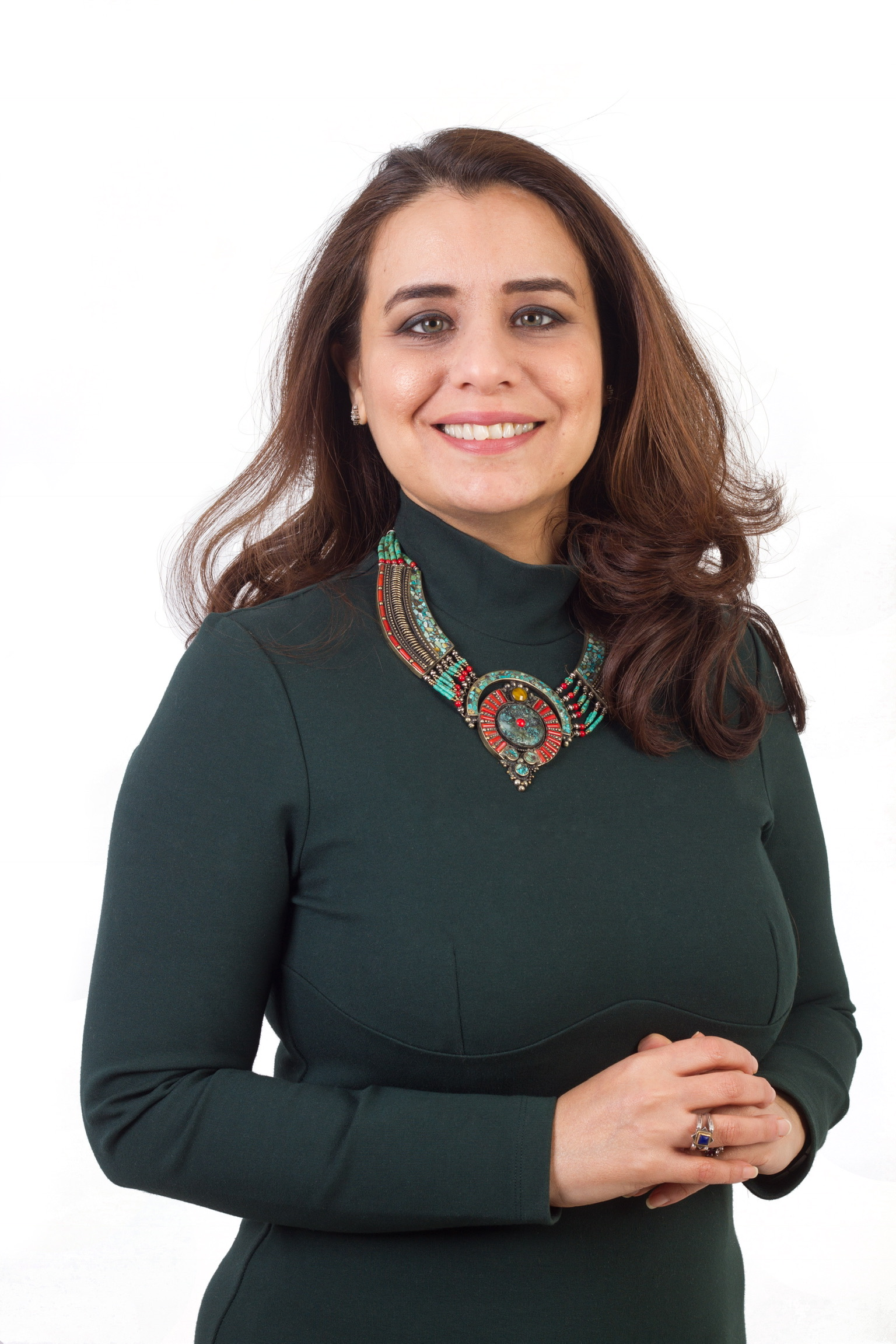 Fatima Syedain